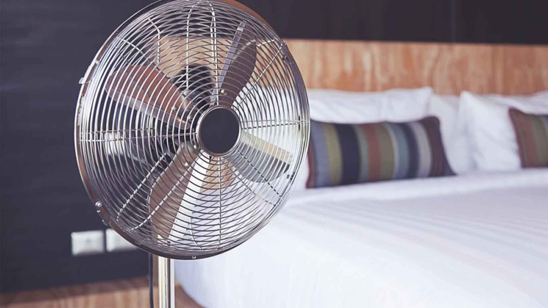 Estar durmiendo con un ventilador encendido ¿Es realmente malo para su salud?
