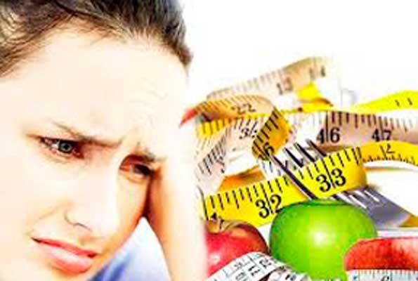 Los errores más comunes en las dietas